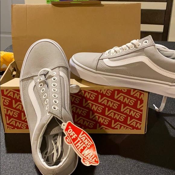Vans Shoes   Old Skool Womens Size 9